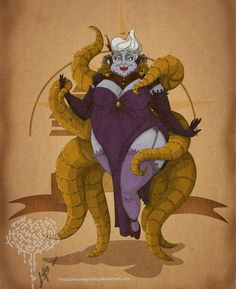 Steampunk Disney characters