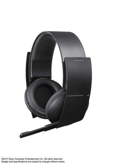 The official sony wireless headset