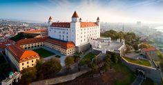Bratislava Castle -- Bratislava Slovakia 4