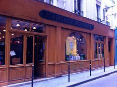 Mariage Frères 30-32 rue du Bourg-Tibourg 75004 Paris