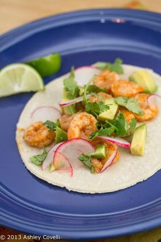 How To Make Taco Recipe : Tequila-Lime Shrimp Tacos for Cinco de Mayo