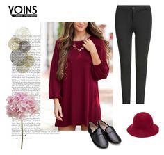 """""""yoins 7/30"""" by zancica ❤ liked on Polyvore featuring Universal Lighting and Decor and vintage"""