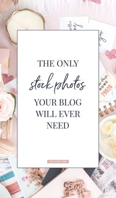 Never have enough time to take photos for your blog posts? Good news: You don't have to! Get immediate access to THOUSANDS of styled stock photos in every niche imaginable with this affordable membership. #stockphotos #bloggingtips #photography #bloggingtools