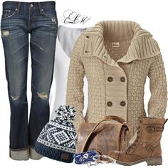 Untitled #718, created by tmlstyle on Polyvore