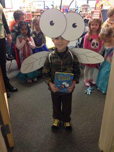 Literacy day fly guy