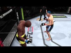 EA SPORTS™ UFC® - Career KO Kick - YouTube