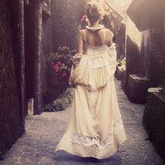 Bohemian Wedding Dress  www.guiavulevu.com