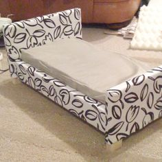 Attempting Aloha: Upholstered American Girls Doll Bed Plans
