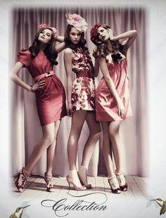 Wallie: fashion photography