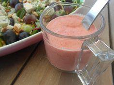 Jordbær vinaigrette - til dine sommersalater
