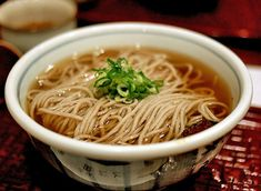 Gluten Free! Soba Noodles: Health Benefits & Recipes