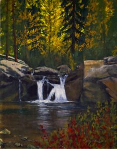 Sierra Solitude - Saco River Art & Photography