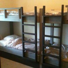 House of Orange bunk beds