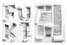 Another issue of FUKT #7 1/2   Ariane Spanier Design   #coverdesign   www.arianespanier.com