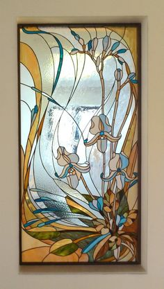 Everything made of Glass Stained Glass Quilt, Stained Glass Door, Stained Glass Flowers, Stained Glass Designs, Stained Glass Panels, Stained Glass Projects, Stained Glass Patterns, Leaded Glass, Mosaic Art