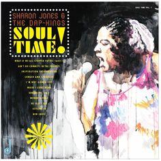 Soul time, Sharon jones & the dap-kings