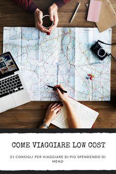 Una guida con tanti suggerimenti utili per viaggiare cost!  #viaggi #viaggiare #viaggilowcost #viaggiarelowcost