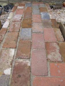 The Constant Gardener, Garden Paths, Brick, Sidewalk, Yard, Patio, Diy, Image, Home Decor