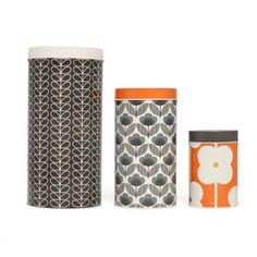 orla kiely canisters