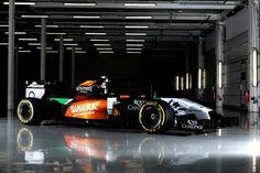 2014 F1: Force India VJM07