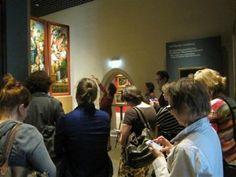 """Einladung des Historischen Museums Frankfurt aller Twitterer zum #IMT13: """"Kommt ins hmf zum #imt13 und twittert!"""""""
