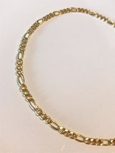 18KT Gold Filled Figaro Anklet - Gold Filled Jewelry #goldfilled #goldfilledjewelry #anklet #goldfilledanklet #anklets #figaro #figaroanklets #jewelry #fashion #style #whowhatwear #lovejewelry #minimalistjewelry #trends #figarolink #anklet #figaroanklet #trend #trendy #shopping Gold Anklet, Anklets, Ankle Bracelets, Gold Filled Jewelry, Minimalist Jewelry, Body Jewelry, Jewellery, Gold Chains, Solid Gold