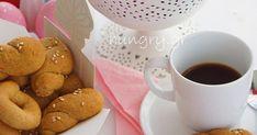 Tahini Cookies, Κουλουράκια με Ταχίνι, Νηστίσιμα Κουλουράκια, Κουλουράκια του Πάσχα Νηστίσιμα, Μίνι Κουλουράκια Tahini, Cookies, Tableware, Crack Crackers, Dinnerware, Biscuits, Tablewares, Cookie Recipes, Dishes