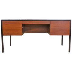 Desk Designed by Harvey Probber 1950s