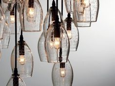 ★     Pendants by Alison Berger for Holly Hunt