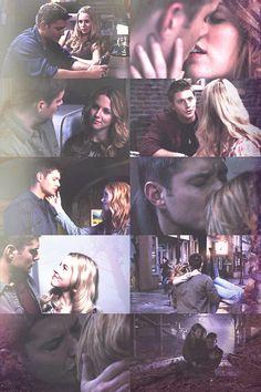 secretpassions89:  Dean Winchester & his love interests -> Jo Harvelle