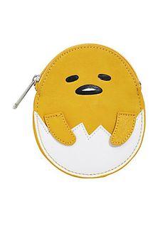 Loungefly Gudetama Egg Coin Purse c353553ab8221