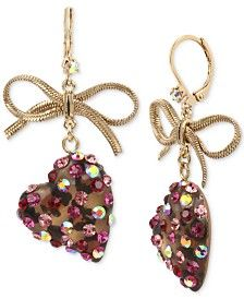 betsey johnson jewelry - Shop for and Buy betsey johnson jewelry Online - Macy's
