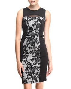 Love this Lace Front Cut-Out Zip Back Midi Dress by Almos... on DrJays. Take a look and get 20% off your next order!