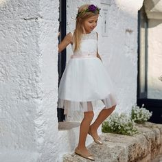 de96cf41f11e abiti da sposo   abiti da sposa. Abbigliamento BambiniVestito Bianco. Carlo  Pignatelli ...