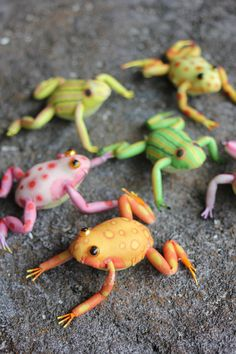 Frogs and more.... #othmardecorations