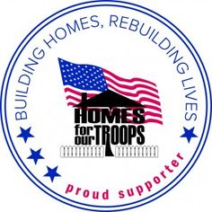 Help support Homes For Our Troops
