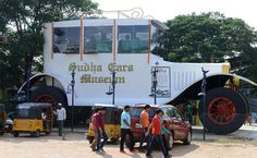 Sudhakar Yadav has attempted to set a second Guinness record by building what he hopes will be the biggest car in the Road Transport, Asia News, Latest News Headlines, World Records, Large Art, Guinness, Worlds Largest, Recreational Vehicles, Dream Cars