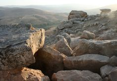Jebel al-Mutawwaq / Arqueología en Jordania de España