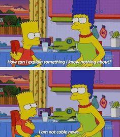 Bart Makes A Good Point