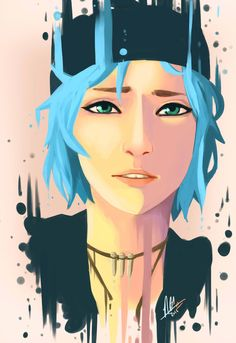 Life is Strange - Chloe Price by kittycupcakes99