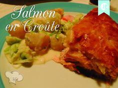 Salmon en Crouté