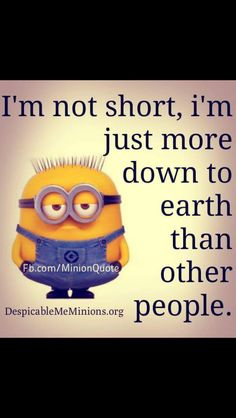 HAHAHA same because I'm short lol