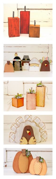 Because fall Wood Crafts are fun <3 #pebblesinmypocket http://www.pebblesinmypocket.com/2013/11/wood-craft-sale-november-6-11.html