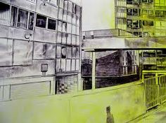 laura oldfield ford - Laura Grace, City Drawing, Urban Architecture, Gcse Art, Built Environment, Urban Art, Art Inspo, Ford, Contemporary