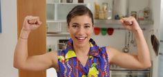 Consigli di una Mamma Casalinga: Sorridente, cocciuta e perennemente affamata! Enri...