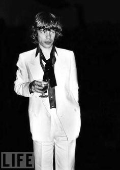 Jagger at Studio 54