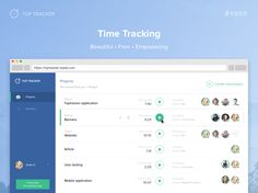 Dribbble shot toptracker 2