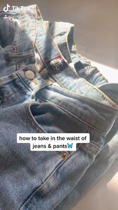 Diy Clothes Design, Diy Clothes And Shoes, How To Make Clothes, Sewing Clothes, Custom Clothes, Clothes Crafts, Diy Clothes Life Hacks, Clothing Hacks, Sewing Hacks