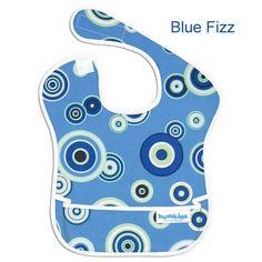 Bibs Bumkins SuperBib Blue Fizz