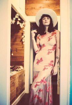 New on the #BanditBlog: Style lusting after Nashville based #banditbabe, Nikki Lane. www.banditblog.com